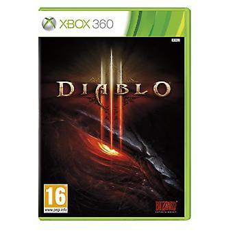 Diablo III (Xbox 360)-nieuw