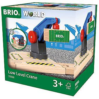 BRIO World - pieni nosturi