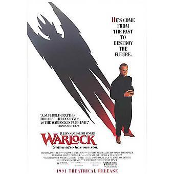 Poster di film di Warlock (11 x 17)