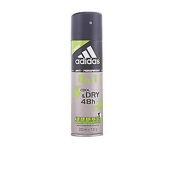 Adidas Cool & sec 6 En 1 Deo Spray 200 Ml pour femme