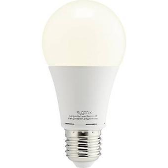 Sygonix LED (monochrome) EEC A+ (A++ - E) E27 Arbitrary 9.5 W = 60 W Warm white (Ø x L) 60 mm x 119 mm 3 pc(s)