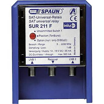 Spaun sur 211 WSG lör splitter 5-2200 MHz