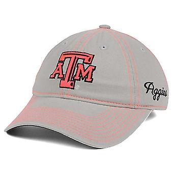 טקסס & למכללות אדידס ' כובע מתכוונן של נשים