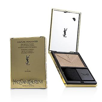 Yves Saint Laurent Couture Highlighter - # 01 ou pérola - 3G/0,11 oz