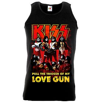 Kiss - Love Gun Tank-Top