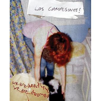 Los Campesinos - We Are Beautiful We Are [CD] USA import