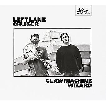 Left Lane Cruiser - Wizard [CD] van de Machine van de klauw USA import