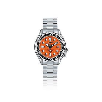 CHRIS BENZ - Diver Watch - DEEP 500M AUTOMATIC - CB-500A-O-MB