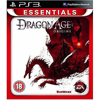 Dragon Age opprinnelse [Essentials/platina] PS3 spill