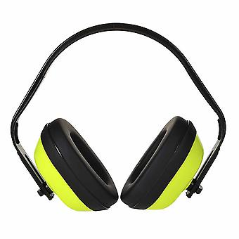 sUw - Classic HV Ear Protector Defenders Muffs Yellow Regular