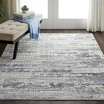 Urban Decor Rugs Urd01 By Nourison In Slate And Ivory