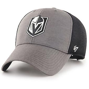 47 fire Trucker Cap - GRIM Las Vegas Golden Knights