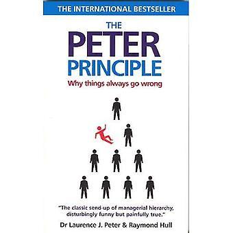 Het Peter-principe: Waarom iets altijd misgaat
