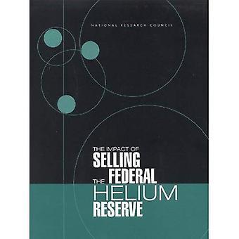 Wpływ sprzedaży Rezerwy Federalnej Hel
