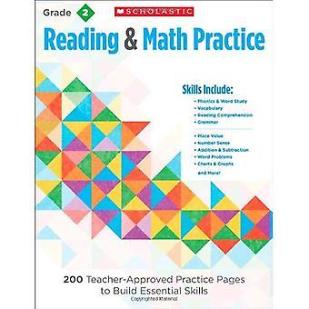 Behandlingen & Math praxis, klass 2: 200 lärare-godkänd praxis sidor att bygga väsentliga färdigheter