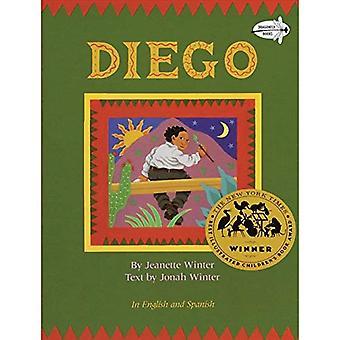 Diego (libro de lectura del arco iris)