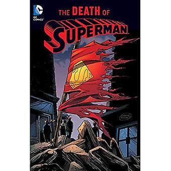 Superman The Death Of Superman TP New Ed