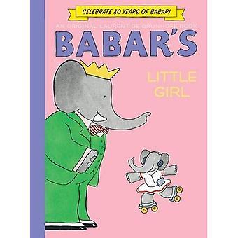 Babar de kleine meisje (Babar