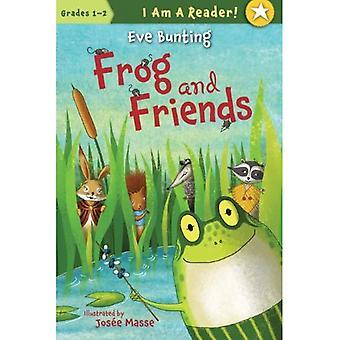 Grenouille et amis (je suis un lecteur!