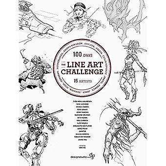 The Lineart Challenge: 100 Sketches for 100 Days