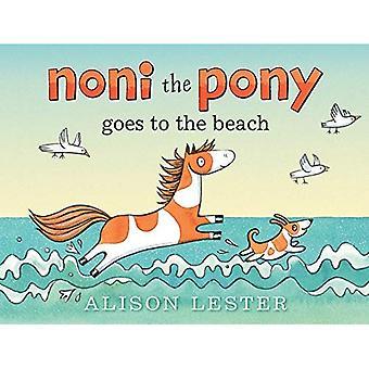 Noni il Pony va alla spiaggia