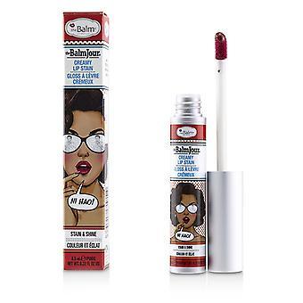 Thebalm Thebalmjour Creamy Lip Stain - Ni Hao! - 6.5ml/0.22oz