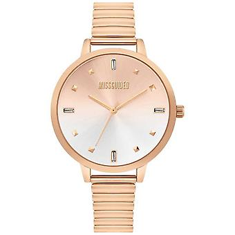 Missguided | Dames Rose Gold | MG012RGM Watch