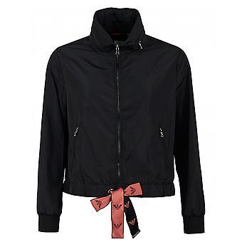 Emporio Armani Nylon Logo snor jakke