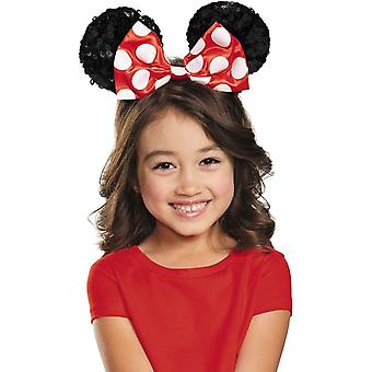Minnie Red copii Sequin urechi