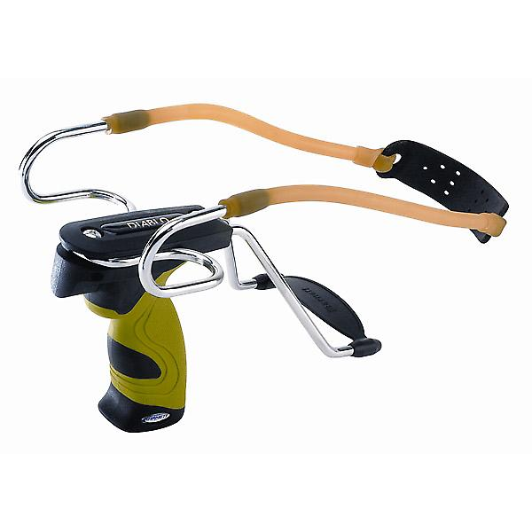Barnett DIABLO - Schleuder-Katapult mit Handgelenk Klammer + freie Munition