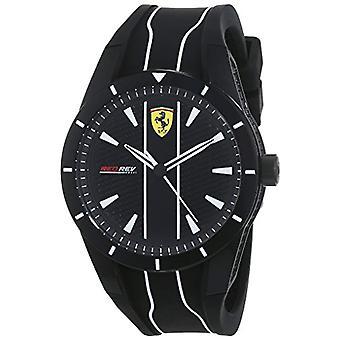 Scuderia Ferrari Clock Man ref. 0830495