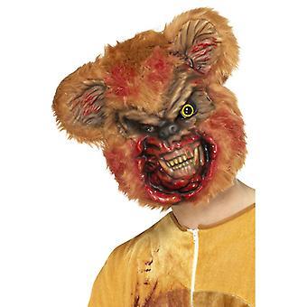 Μάσκα αρκουδάκι ζόμπι