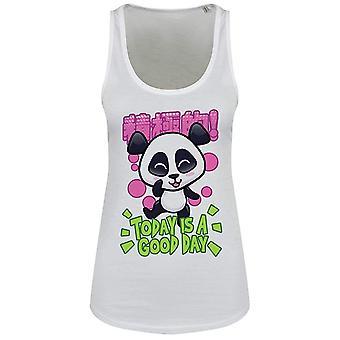 Handa Panda Ladies/Womens Today Is A Good Day Floaty Tank