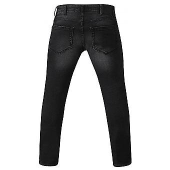Herzog Herrengröße Benson King Tapered Fit Stretch-Jeans