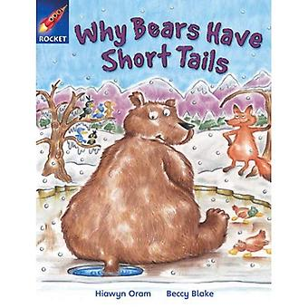 Why Bears Have Short Tails: Orange Level Fiction (Rigby Star Independent)