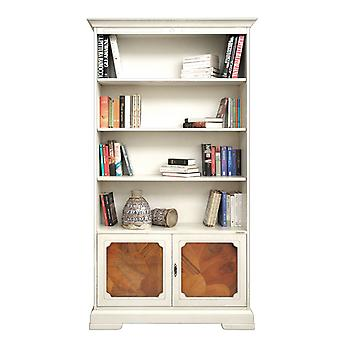 Bookcase with lacquered Brial