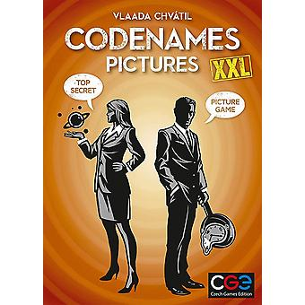 Codenames Pictures XXL Card Game