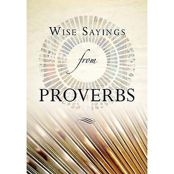 Wise Sayings from Proverbs by Olivia Warburton - Olivia Warburton - 9