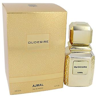 Oudesire Eau de Parfum Spray (Unisex) by Ajmal 542148 100 ml