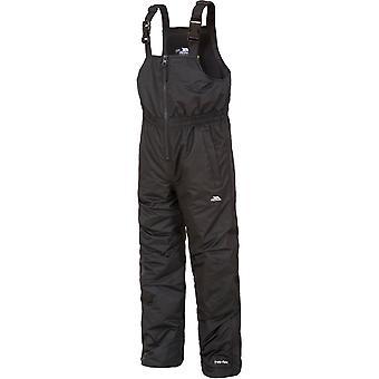 Trespass pojkar Kalmar vattentät ventilerande Ski kostym byxor byxor