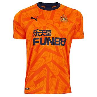 Newcastle Authentic Third Football Shirt 2019-2020
