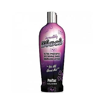 Pro Tan Incredibly Black Ultra10x Double Dark Bronzing Tanning Lotion - 250ml