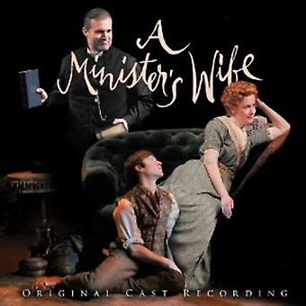 Broadway Cast - A  Minister's Wife [CD] USA import