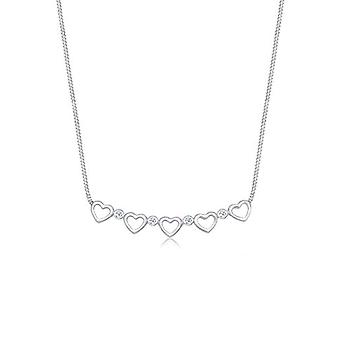 Diamore Silver Women's Pendant Necklace 0111991517_45