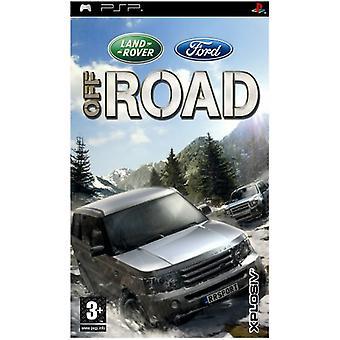 Off Road (PSP)-nytt