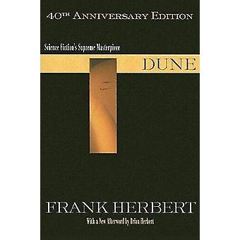 Dune by Frank Herbert - 9780441013593 Book