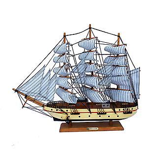Sailboat, 60x48x10 cm segel29