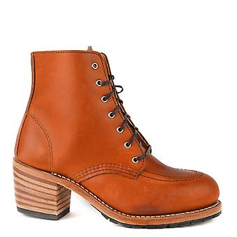 Red Wing Women's Clara Oro Leather Heeled Boot