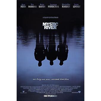 Mystic River (dubbelzijdig citaten) originele Cinema poster