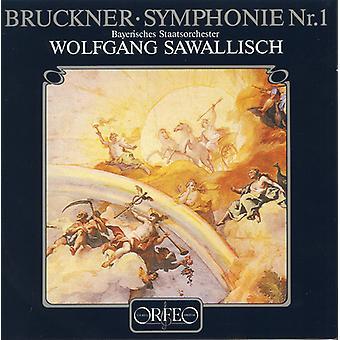A. Bruckner - Bruckner: Symphonie Nr. 1 [CD] USA import